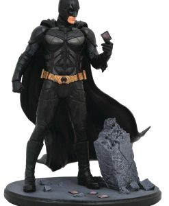 x_diamsep182333 The Dark Knight Rises DC Movie Gallery PVC Szobor - Batman 23 cm