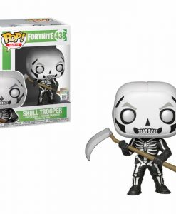 x_fk34470 Fortnite POP! Games Vinyl Figure Skull Trooper 9 cm