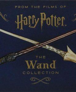 x_lc198005 Harry Potter Book - The Wand Collection Lootcrate Exclusive