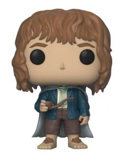x_fk13564 Lord of the Rings Funko POP! figura - Pippin Took 9 cm