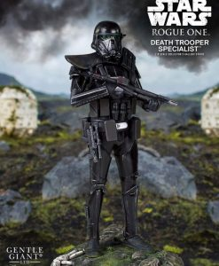 x_gent80743 Star Wars Rogue One Collectors Gallery Szobor - 1/8 Death Trooper Specialist 27 cm