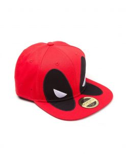 x_sb097581dea Deadpool - Big Face sapka