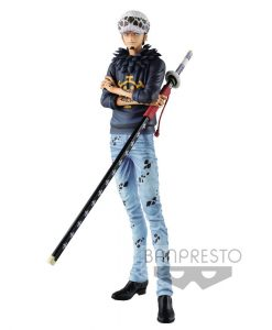x_banp82393 One Piece Grandista Resolution of Soldiers Figura - Trafalgar Law 29 cm
