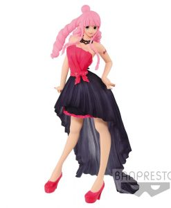 x_banp82396 One Piece Lady Edge Wedding Figura - Perona Special Color Ver. 22 cm