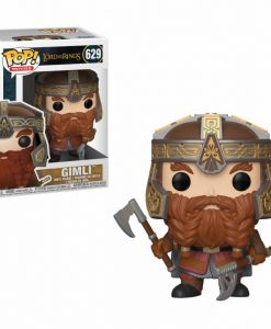 x_fk33248 Lord of the Rings Funko POP! figura - Gimli 9 cm