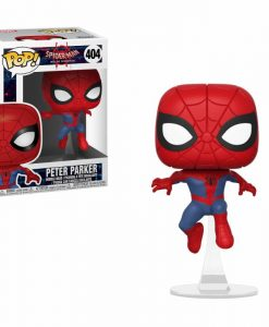 x_fk34755 Marvel Comics Spider-Man Animated Funko POP! figura - Peter Parker 9 cm