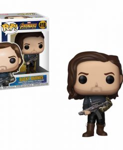 x_fk35775 Avengers Infinity War POP! Movies Vinyl Figure Bucky 9 cm