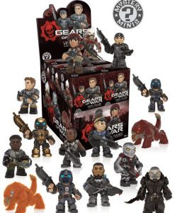 x_fk11356 Gears of War Mystery Mini Figura 5 cm