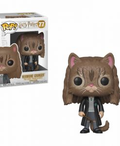 x_fk35509 Harry Potter Funko POP! Figura - Hermione as Cat 9 cm