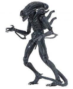 x_neca51644_a Alien Ultimate Warrior akciófigura Aliens 23 cm (kék)