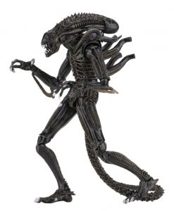 x_neca51644_c Alien Ultimate Warrior akciófigura Aliens 23 cm (barna)