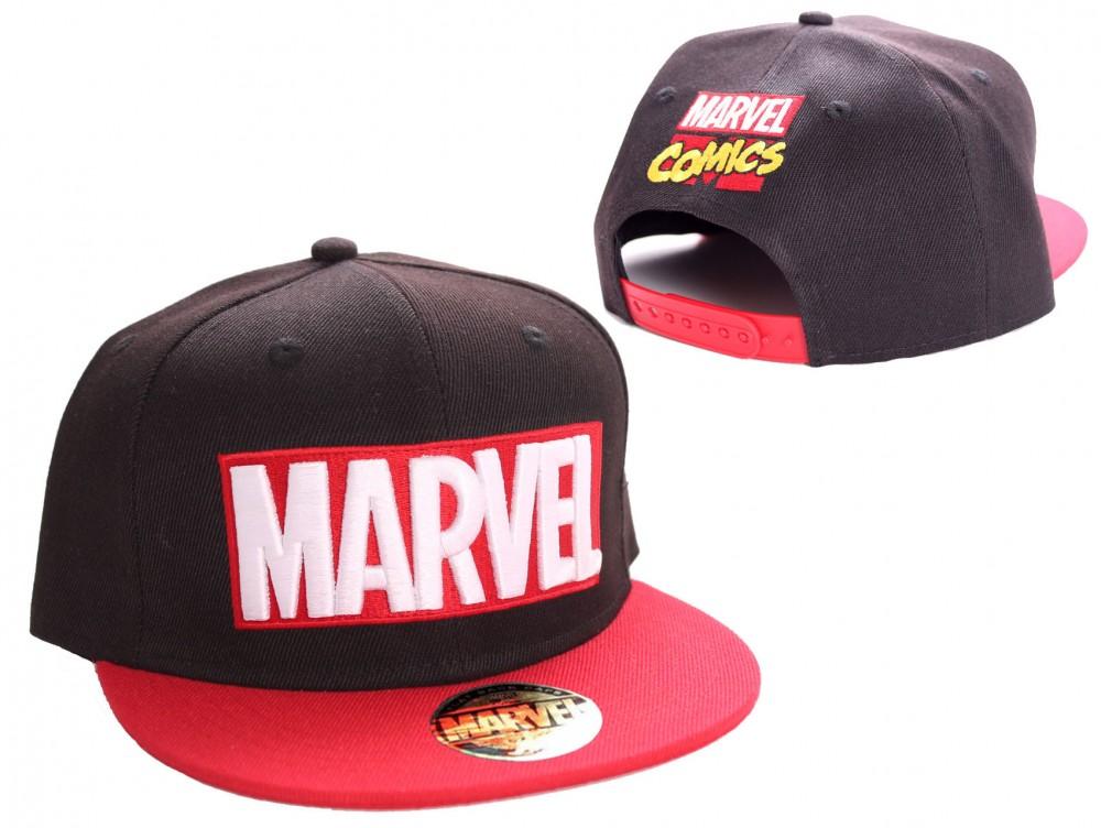Marvel Comics - Marvel Logo snapback sapka 0943446f1a6