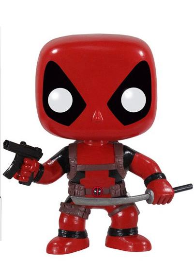 Marvel figura – Deadpool