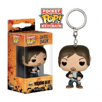 The Walking Dead POP! kulcstartó - Daryl Dixon