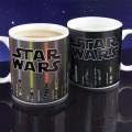 Star Wars - hőre változós bögre
