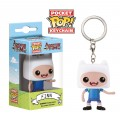 Adventure Time POP! kulcstartó - Finn