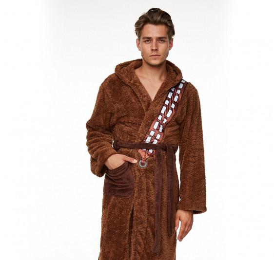 Star Wars Chewbacca felnőtt köntös  7e8eb35400