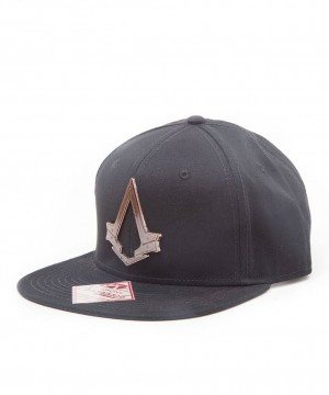 ASSASSIN'S CREED SYNDICATE - BRONZE LOGO SNAPBACK