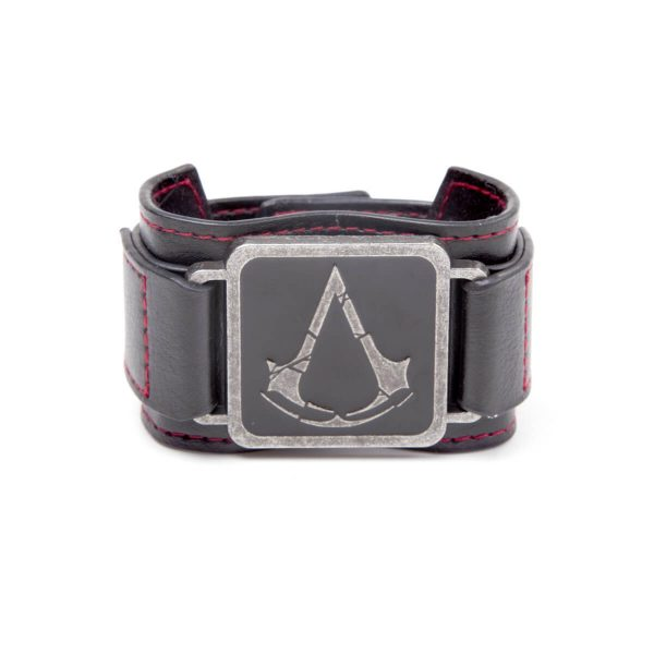 ASSASSIN'S CREED ROGUE - WRISTBAND WITH LOGO