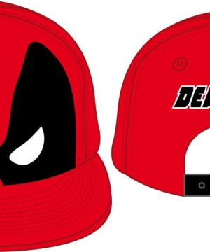 Deadpool Adjustable Cap Eyes
