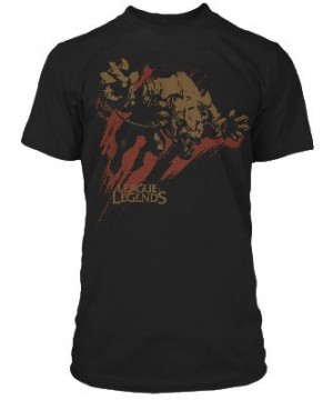 League of Legends Premium T-Shirt Warwick