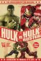 Avengers Age of Ultron Poster Set Hulk Vs Hulkbuster 61 x 91 cm
