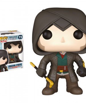 Assassin's Creed Syndicate POP! Gaming Vinyl Figure Jacob Frye 9 cm