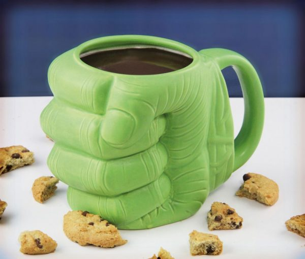Marvel Comics Mug Shaped Hulk Fist 13 cm