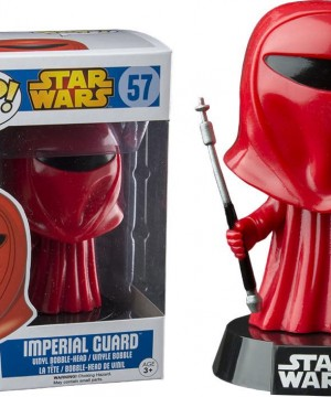 Star Wars POP! Vinyl Bobble-Head Imperial Guard 10 cm