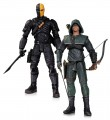 Arrow Action Figure 2-Pack Oliver Queen vs. Deathstroke 17 cm