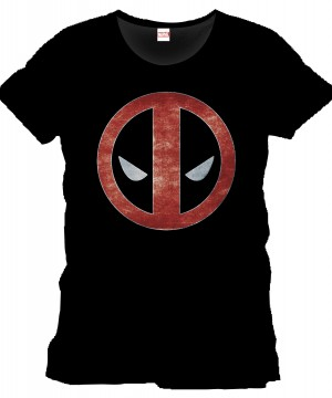 Deadpool T-Shirt Eyes