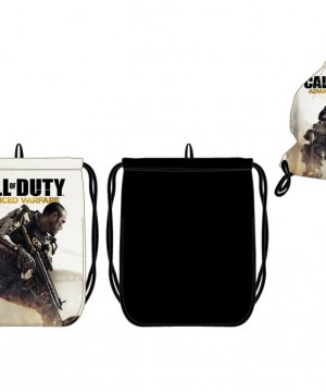 Call of Duty Advanced Warfare Gym Bag Game Cover