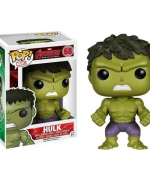 Avengers Age of Ultron POP! Vinyl Bobble-Head Hulk 10 cm