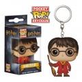 Harry Potter Pocket POP! Vinyl Keychain Harry Potter Quidditch 4 cm