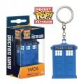 Doctor Who Pocket POP! Vinyl Keychain Tardis 4 cm