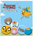 Adventure Time Pin Badges 6-Pack Jake