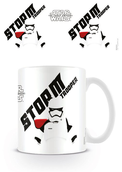 Star Wars Episode VII Mug Stormtrooper