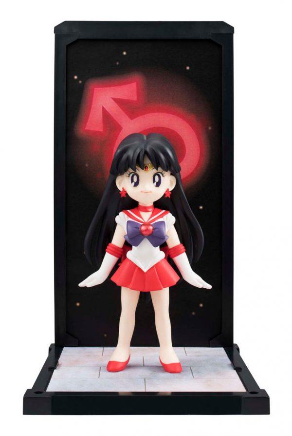 Sailor Moon Tamashii Buddies PVC Statue Sailor Mars 9 cm