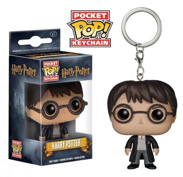 Harry Potter Pocket POP! Vinyl Keychain Harry Potter 4 cm