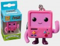 Adventure Time Pocket POP! Vinyl Keychain Pink BMO 4 cm