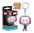 Marvel Comics Pocket POP! Vinyl Keychain Spider Gwen 4 cm