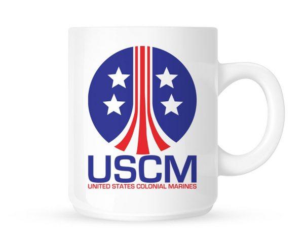 Alien Mug USCM