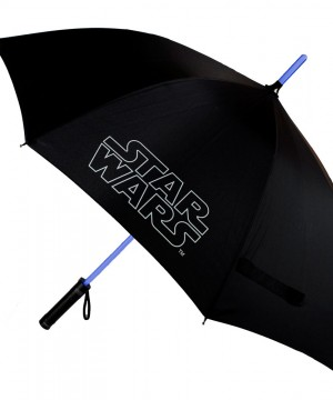 Star Wars Light Up Function Umbrella Lightsaber