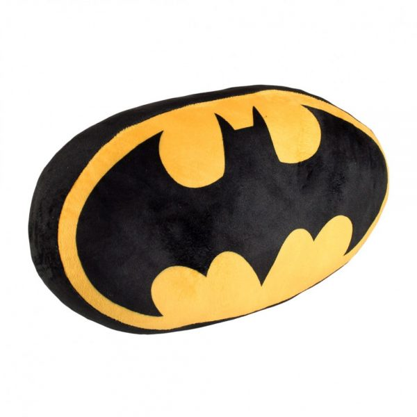 DC Comics Pillow Batman Logo 35 x 20 cm