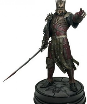 Witcher 3 Wild Hunt PVC Statue King of the Wild Hunt Eredin 20 cm