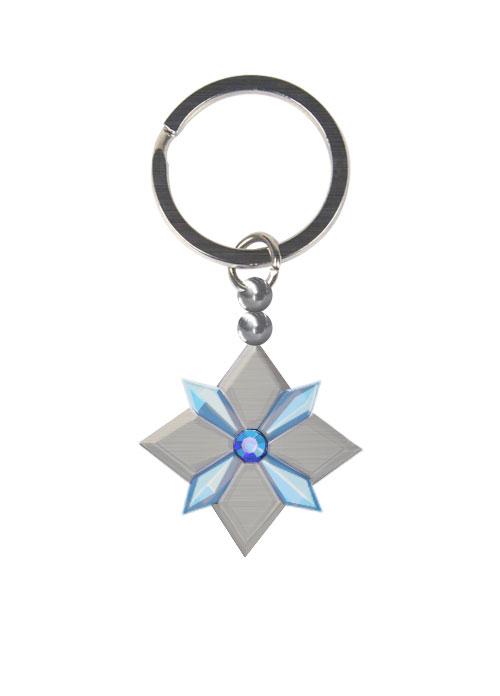 Overwatch Metal Keychain Mei