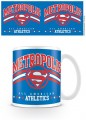 DC Comics Mug Metropolis Athletics