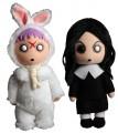 Living Dead Dolls Series 1 Plush Figure Set 20 cm