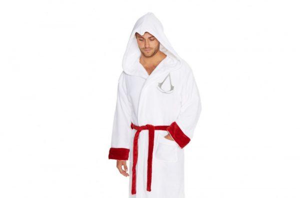 Assassin's Creed köntös - Fehér Assassin