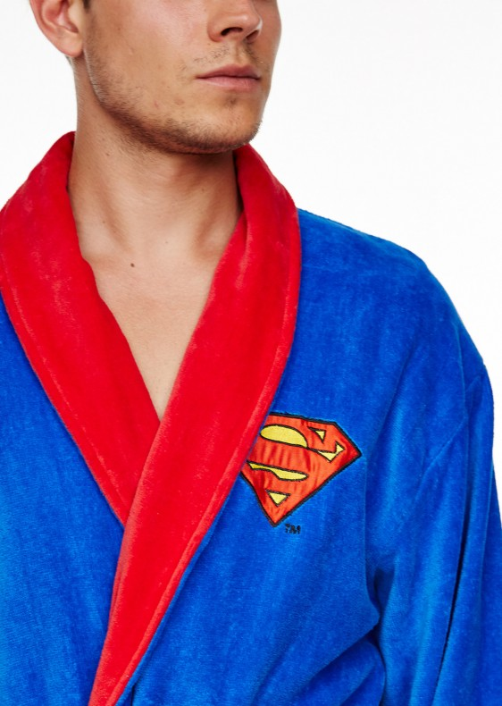DC Comics köntös - Superman